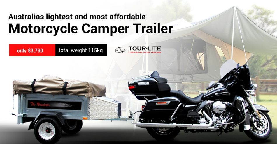 Best Motorcycles For Rv Travel