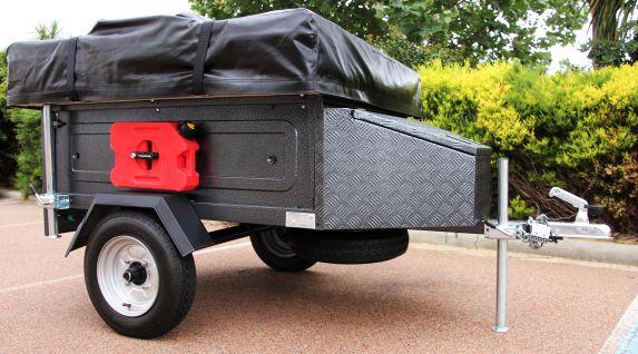 Tour Lite Trailers Roadster Camper Trailer